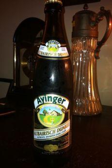 Ayunger Altbairisch Dunkel