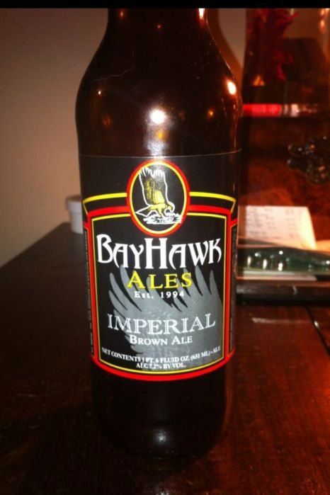Bay Hawk Imerial Brown