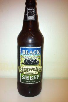 Riggwelter Blakc Sheep