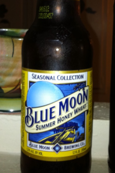 Blue Moon Honey Wheat