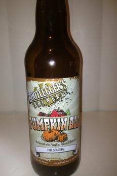 Bootleggers Pumpkin Ale