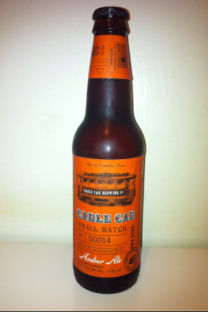 Cable Car Amber Ale