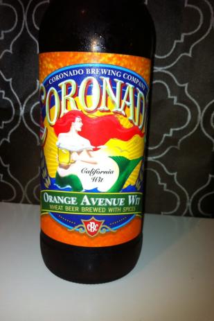 Coronado Orange Ave Wit