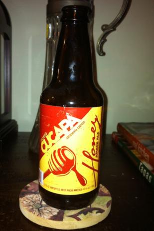Cucapa Artesania Liquida Honey Beer