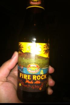 Fire Rock Pale Ale