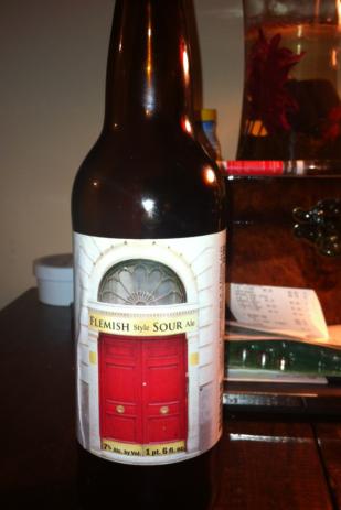 Flemish Style Sour Ale