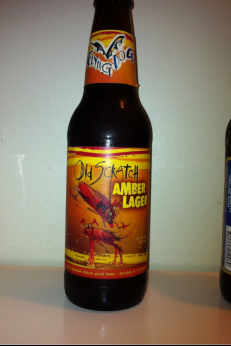 Old Scratch Amber Ale