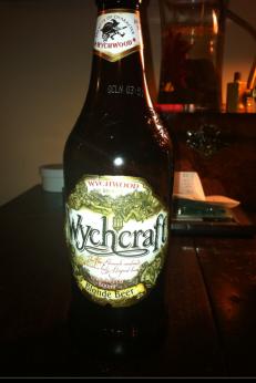 Wychwood Wychcraft Blonde Beer